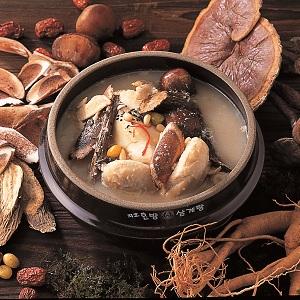 ジホ韓方蔘鶏湯(ソウル)
