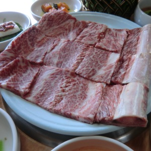オンヤン炭火カルビ(釜山)
