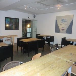 KwanHoon Gallery Cafe【COFFEE3500】(ソウル)