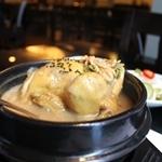 高峰参鶏湯【コボンサムゲタン】(ソウル)