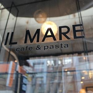 IL MARE【イルマーレ】CAFE&PASTA 狎鴎亭店(ソウル)